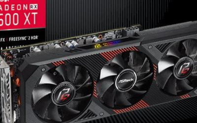 ASRock RX 5600 XT Phantom Gaming D3 Review: Competently Large